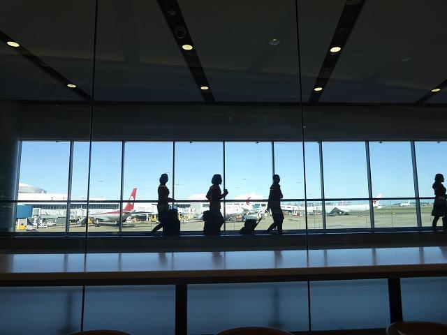 シドニー空港 国際線ターミナル