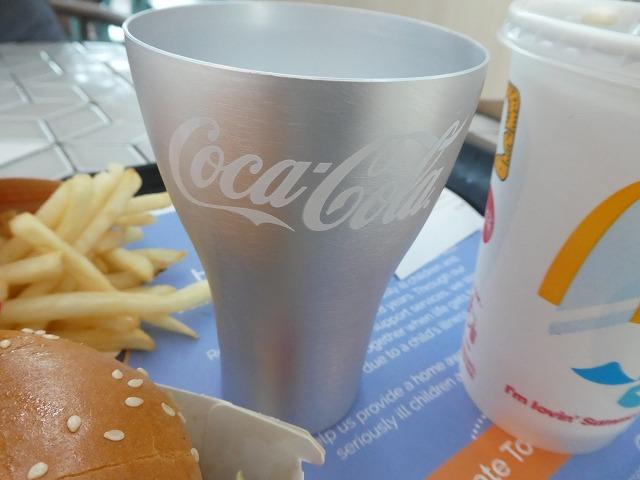 コカコーラのコップ