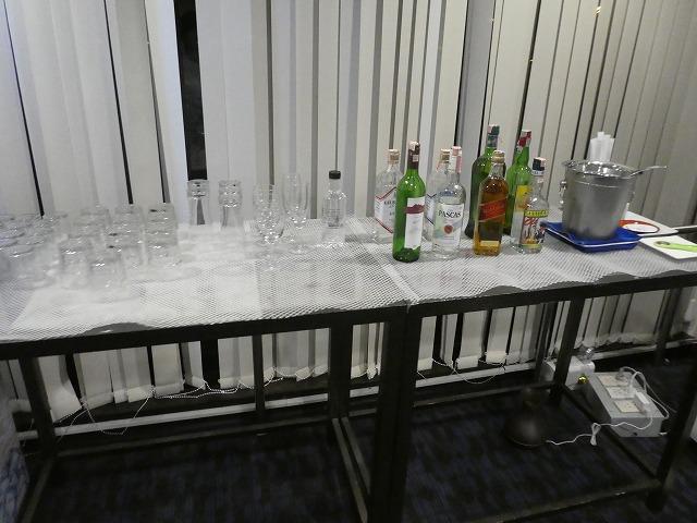 アルコール 飲み放題