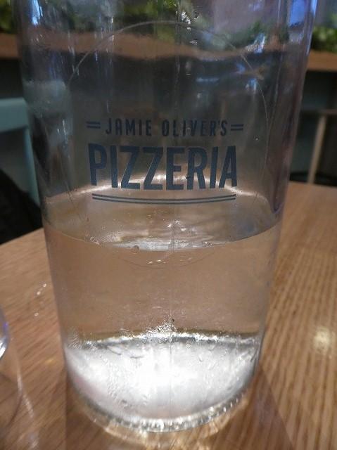 ジェイミーズ・ピッツェリア 水ボトル