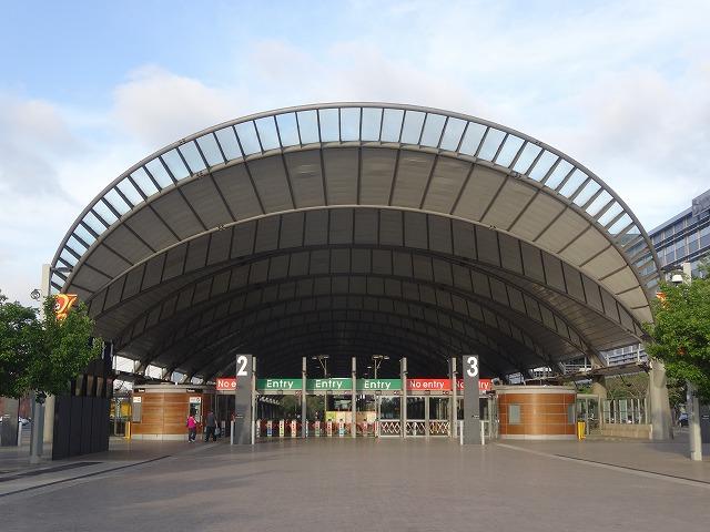 オリンピックパーク駅