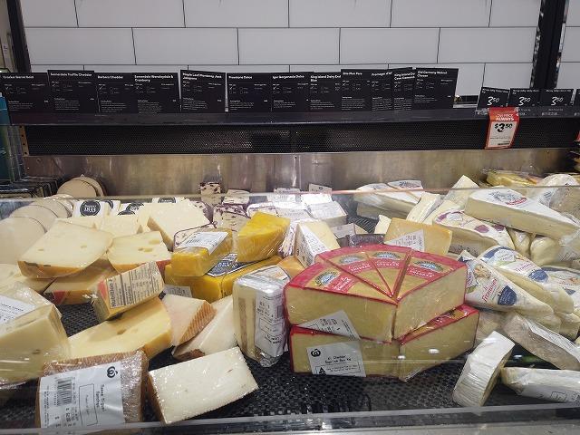 オーストラリア チーズ