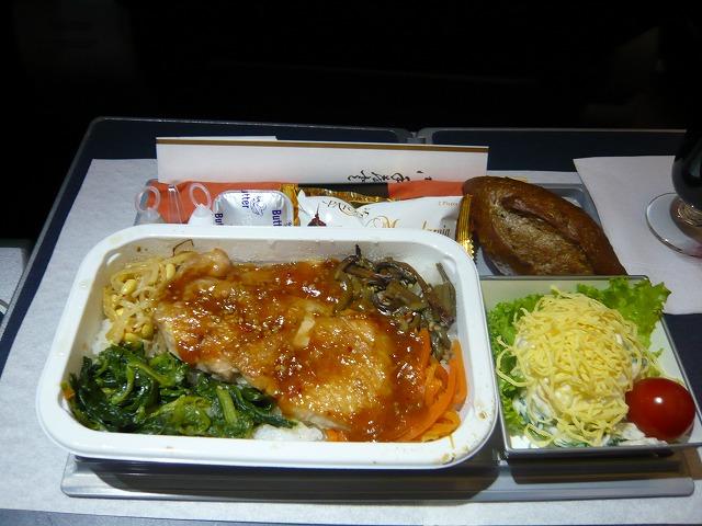 JQ12 機内食 ジェットスター航空 ビジネスクラス