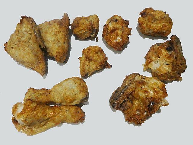 KFCチキン