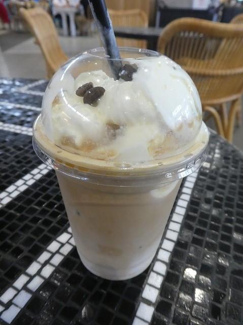 coco cubano コーヒー豆入りアイスコーヒー