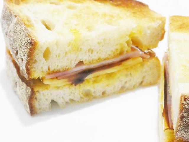 ベジマイトサンドイッチ