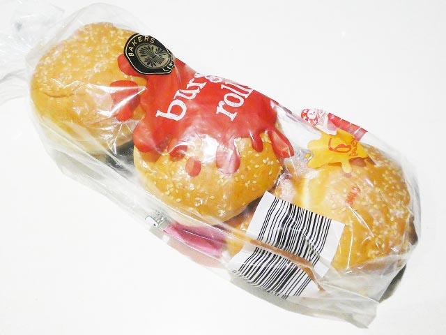 パンはALDIで購入