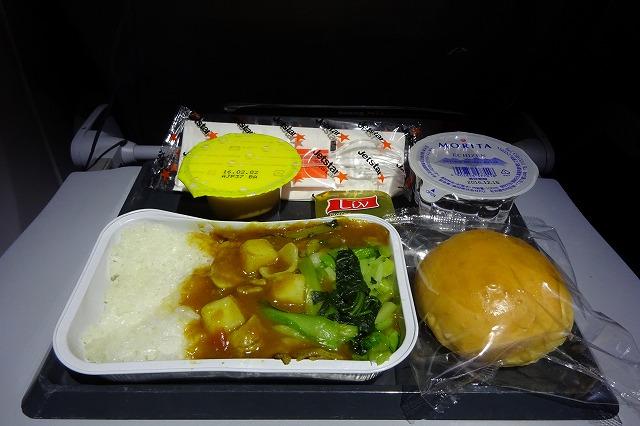 ジェットスター航空 有料機内食
