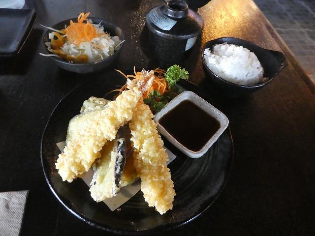 FUJIYAMA 天ぷら定食